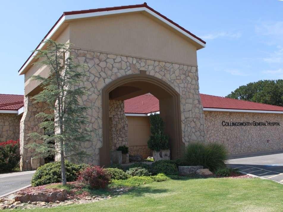 Collingsworth General Front Entrance